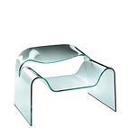 Ghost verre de chaise