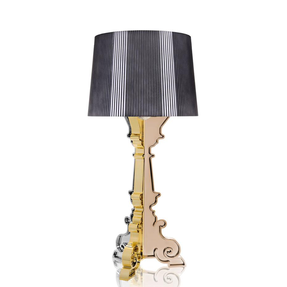 lampe bourgie par kartell design ferruccio laviani. Black Bedroom Furniture Sets. Home Design Ideas