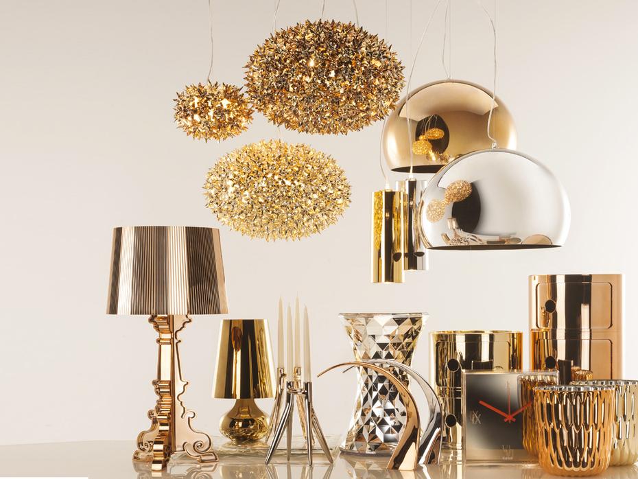 lampe fly par kartell design ferruccio laviani. Black Bedroom Furniture Sets. Home Design Ideas