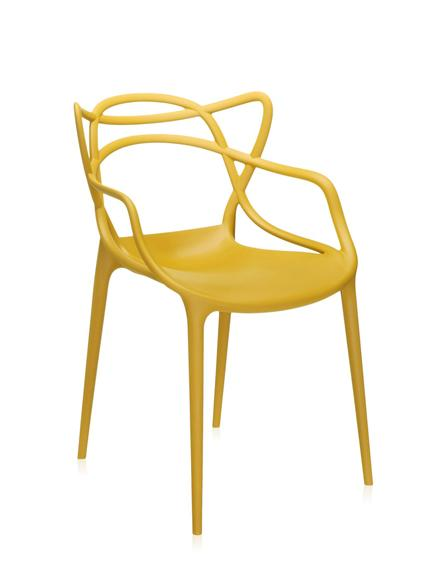 Chaise Masters Par Kartell Design Philippe Starck